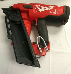 Milwaukee 2745-20 M18 FUEL 30 Degree Cordless Framing Nailer (Tool Only) GR