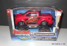 Mean Machines Diecast  4x4 Push-n-Go Ram 2500 Power Wagon Toy