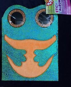 Ty Beanie Boo Speckles the Frog Sticker Album