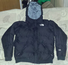 The North Face Women's Hooded XL 550 Goose Down Winter Ski Jacket Puffer Adult