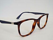 e81350ef3c1 Authentic Ray Ban RB 7078 5599 Tortoise Blue Gunmetal Eyeglasses Frame  223