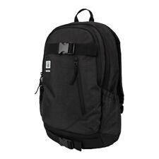 """Volcom """"Substrate"""" Backpack (Vintage Black) Back Pack Skateboard Bag"""