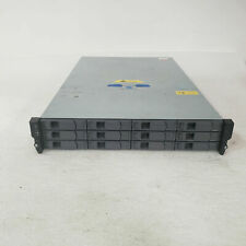 IBM XYRATEX HS-1235T 2U 12 Bay FREENAS Storage Server Barebone 0944037-03 Rails