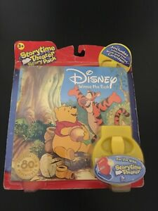 NIB Storytime Theater Disney Winnie the Pooh Interactive Book from Spin master