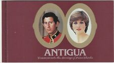 Commemorates the Marriage of Prince Charles Antigua, 1981 (BI#82A)