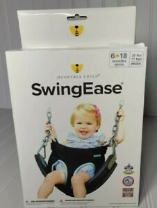 Honeybee Child SwingEase Portable Swing 6-18 Months 25lbs Max New In Box