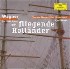 """Wagner: Der fliegende Holl""""ander - Karl Bohm (2 - CD, Deutsche Grammophon)"""