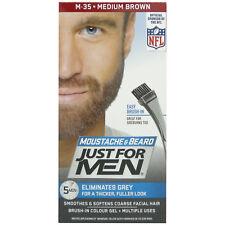 Just For Men M35 Medium Brown Beard Dye