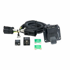 Curt Trailer Hitch Custom Wiring Harness Connector 55242 for Ford F-150 / F-250