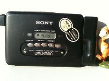 Sony WM-FX999 Walkman Radio Cassette Player Kassettenspieler DOUBLE Head Adaptor