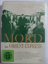 Mord im Orient Expreß - Agatha Christie, Poirot  Lumet, Finney, Bergman, Connery