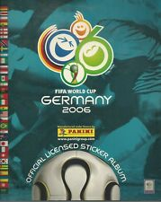 Panini FIFA World Cup 2006 Official Licensed Sticker Album