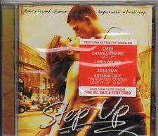 STEP UP OST CD COL.SONORA nuovo SIGILLATO sealed YUNG JOC CIARA KELIS DOLLA 2006
