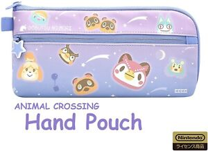 PRE: ANIMAL CROSSING Hand Pouch for Nintendo Switch (or Lite) Official HORI