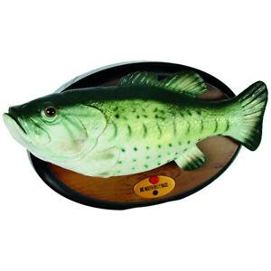 Vevendo Big mouth Billy Bass, singender Fisch mit Bewegung