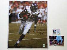 Adrian Peterson SIGNED Game Action 16x20 Photo AD HOLO
