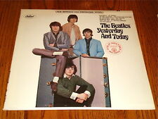THE BEATLES YESTERDAY AND TODAY ORIGINAL APPLE LABEL