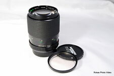 Photax Super Paragon 35-70mm f3.5-4.5 Zoom II Lens for Pentax PK (SN 811155)