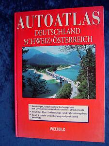 """""""Autoatlas Deutschland / Schweiz / Österreich"""""""