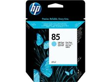 ORIGINAL & BOXED HP85 / C9428A LIGHT CYAN INK CARTRIDGE - SWIFTLY POSTED
