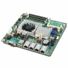 PFSense NF9HQL-525 Intel Atom 1.8Ghz Mini-itx included plate-4G-30G SSD