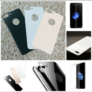 Front And Back Tempered Glass 360 Screen Protector For Apple iPhone 8, 8 Plus, X