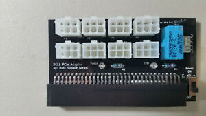 DELL 1100W power supply adapter for: R910 R810 3MJJP 1Y45R Y613G TCVRR F6V5T