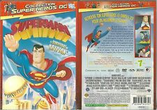 DVD - SUPERMAN ( DESSIN ANIME ) / NEUF EMBALLE - NEW & SEALED