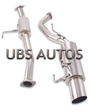 Stainless Steel Exhaust System 2 Piece fits Toyota Celica ST185 GT4 89-94 3SGTE
