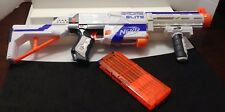 NERF RETALIATOR ELITE GUN WITH 11 DARTS