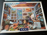 Waddingtons Painters Paradise 1000 Piece Jigsaw Puzzle