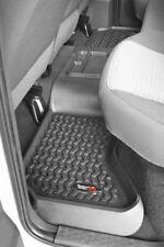 Gummi Fußmatten Dodge Ram ab 2009 hinten Crew Cab Gummifußmatten