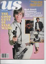 US Magazine,July 22, 1980...Star Wars Mark Hamill,Chevy Chase,