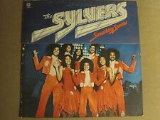THE SYLVERS SOMETHING SPECIAL LP ORIG '76 CAPITOL RARE DISCO FUNK SOUL R&B VG+