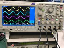 Tektronix Dpo3054 Digital Phosphor Oscilloscope 500 Mhz 25 Gss Tested