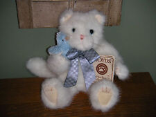 "Boyds Bears Plush 2004 ~10"" Whiskers P. Tweeter With B.B~ H.B. Heirloom Series"