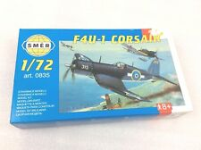 SMER 0835 1/72 F4U-1 Corsair model kit