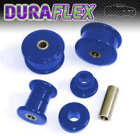 Golf MkIV Mk4 front arm bushes in BLUE Duraflex Polyurethane