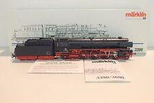 5245- Neuwertige Märklin H0 Dampflok 3390 inkl. OVP! Delta-Digital!