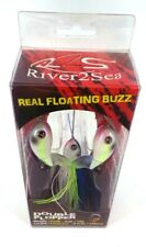 New River2Sea Real Floating Buzz Color 18 I know It Model DP148/18 #0354