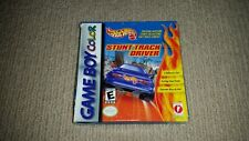 Hot Wheels Nintendo Gameboy Color Game Boxed, Cleaned & Tested