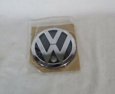 VW JETTA WAGON TRUNK EMBLEM 01-05 BACK HATCH NEW OEM CHROME BADGE sign symbol