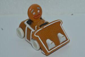 Shrek Gingerbread Man 2009 Carl's Jr. Gingerbread Car Dreamworks Ginger Cookie