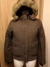 EVEREST Women's boys girls Winter warm down hooded Jacket coat  size  34 XS S