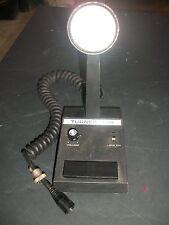 Vintage TURNER  +3B CB/Ham/Base Desk Desktop Mic Rare Microphone