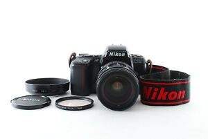 """Exc+5"" Nikon F601 AutoFocus Film Camera /w Nikkor 28-85mm F3.5-4.5 Japan #54"