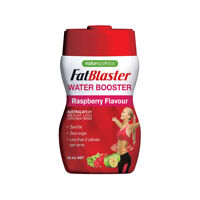 NATUROPATHICA FATBLASTER WATER BOOSTER 48ML RASPBERRY FLAVOUR FAT WEIGHT LOSS