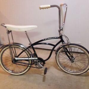 Vintage 1960 Schwinn Black Stingray / Hornet Great Condition! 1963 1964 Parts