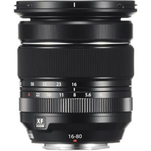Fujifilm XF 16-80mm f4 R OIS WR Lens: White Box