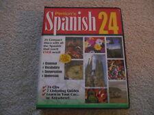 Penton's Spanish 24    24 CD's 7 Listening Guides